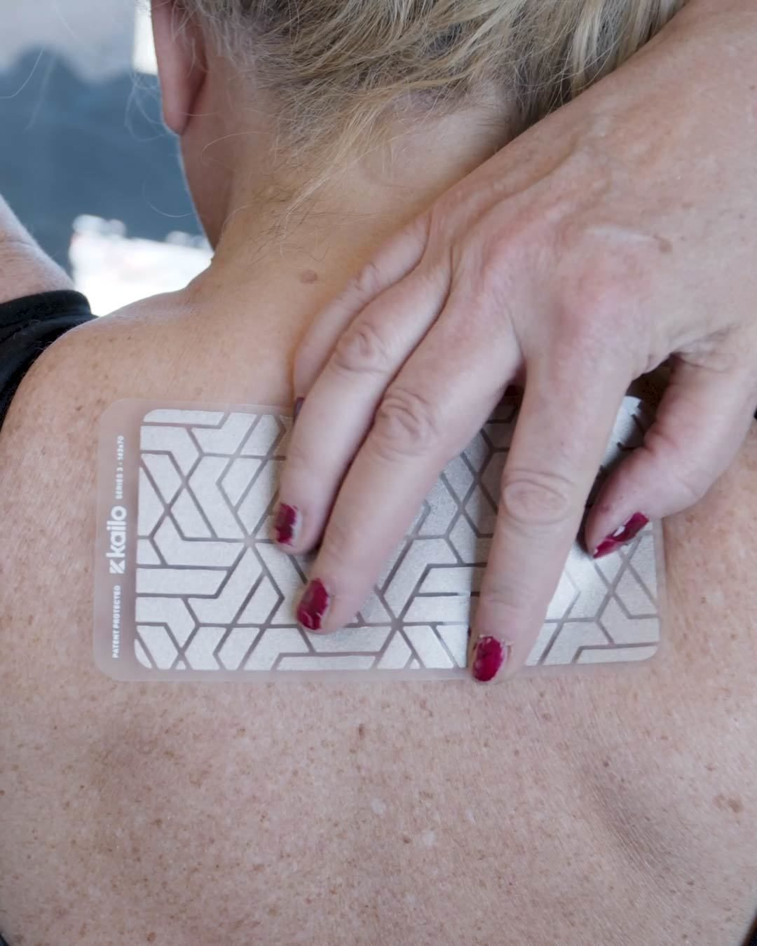 pain patch for back